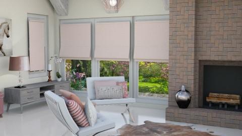 PiNK - Modern - Living room  - by LNBR