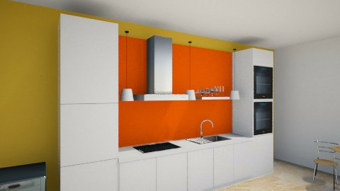 kitchen - Kitchen - by Nive Guillermo