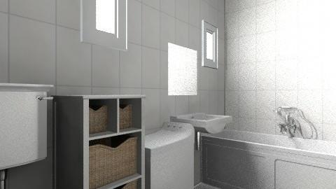 tisza_furdo_2 - Minimal - Bathroom  - by marcingo