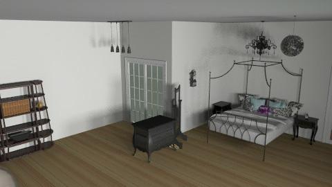Victorian Bedroom - Vintage - Bedroom  - by Brieanna