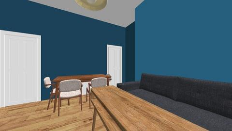 Back - Living room - by hgibb97