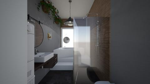 Bathroom Natural Indust - Bathroom  - by adoric