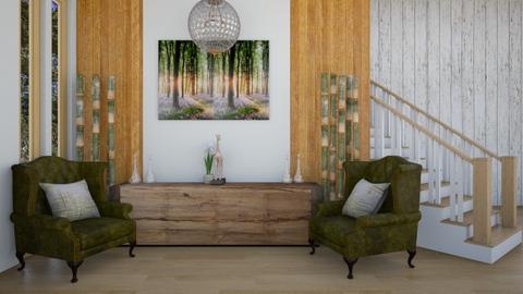 living room1 - by zandile