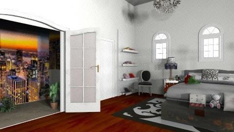 Romantic Living Room - Glamour - Living room  - by devonsia