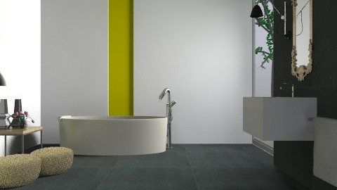 Bath S - Modern - Bathroom  - by 3rdfloor