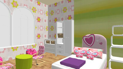 kids room2 - Kids room  - by zozoismail