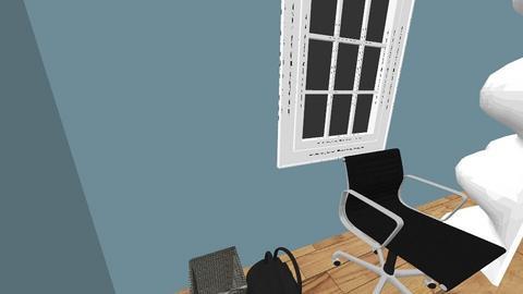 Klaslokaal Casper en Wout - Kids room  - by WoutGrandiek