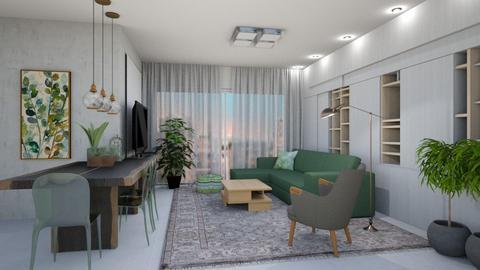anna2 - Living room  - by ayala2018