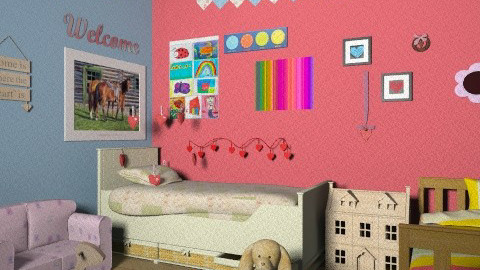 Kid room - Classic - Kids room  - by laurasmith102