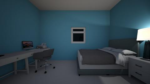 konoha - Vintage - Bedroom  - by alialy