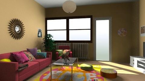 room  - Bedroom - by sunlove