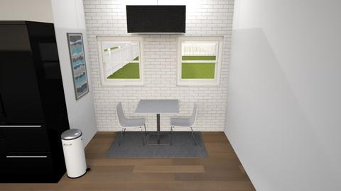 Elements of Design - Modern - Dining room  - by Kami Hild