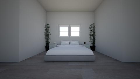 Elena Nieves - Modern - Bedroom  - by Panther2