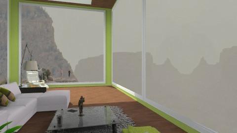 Rustical - Living room - by eke Rebecca