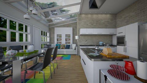 Family Kitchen - by Biohome