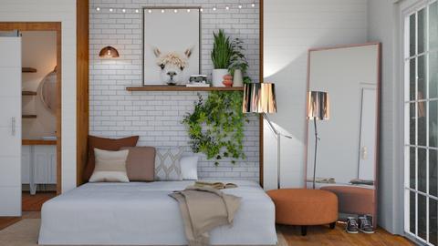 r o o m - Bedroom  - by Kelli Mallory