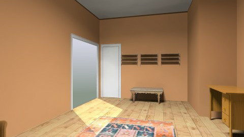 New Desing Studio - Rustic - Office  - by Chella12