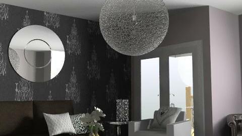 Livingroom - Glamour - Living room  - by Rechoppy92