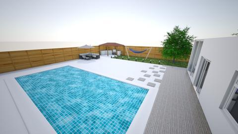 casa tg - Modern - Garden  - by daniel iosif