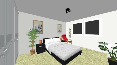 Schrank Holz - Bedroom  - by reisu