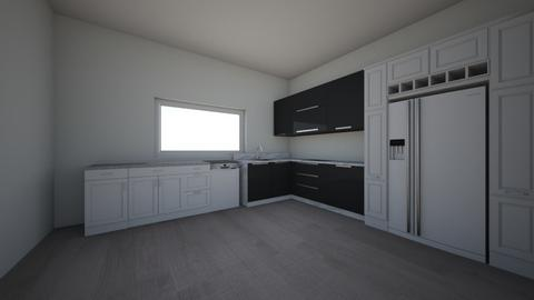 Assignment 11a - Kitchen  - by Lingiwe