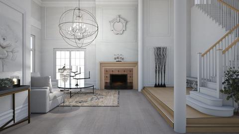 dreamer - Living room  - by rcrites457