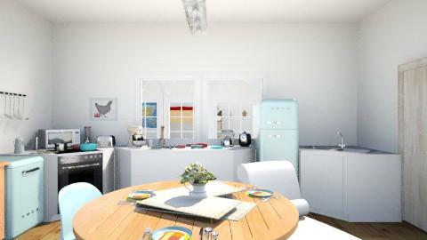 kitchen - by gogolina