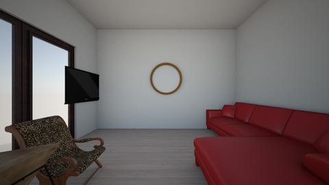 Full room circle - Living room  - by gleidy