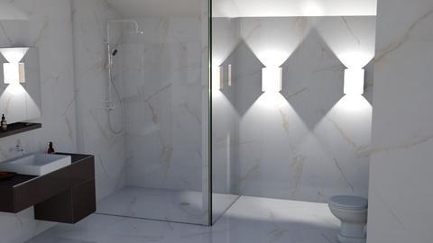 Marble Dreams - Classic - Bathroom  - by designcat31