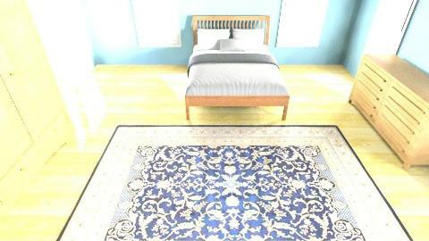 master - Country - Bedroom  - by neleha