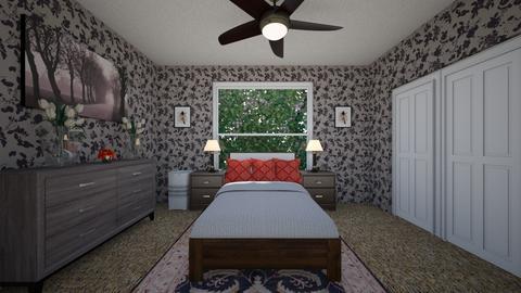 Entrapment - Bedroom - by scourgethekid