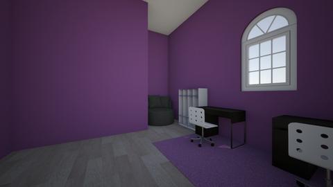 Aleyah Champlin - Kids room  - by achamplin