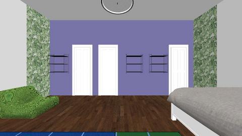 Kids Bedroom 1 - Bedroom  - by AnvithaK