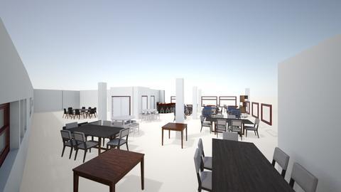 kantine new - Modern - Dining room  - by marcaado