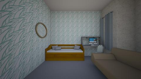 Room thing - Bedroom  - by Slawsog573