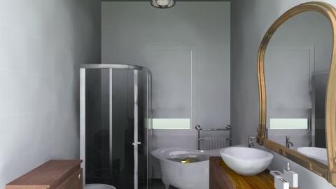 love - Retro - Bathroom  - by Fabio Venezia