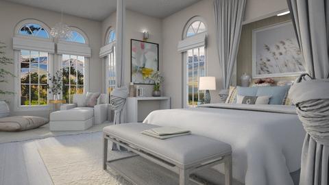 Blurry Bedroom  - Bedroom  - by islandvibz