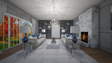 maximist livingroom - by Tamara Tarabunova_189