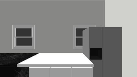 1a Shanae - Kitchen - by shayden