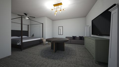 Elsayed Room - Bedroom  - by malelsayed