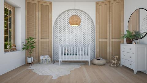 b a b y _ r o o m  - Modern - Bedroom  - by Marlisa Jansen