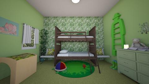 kids room  - Kids room  - by Breanna Hewey