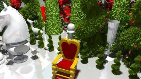 wonderland garden - Modern - Garden  - by Uh Huh