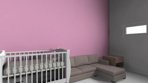 babys room - Classic - Kids room  - by lapulga110178