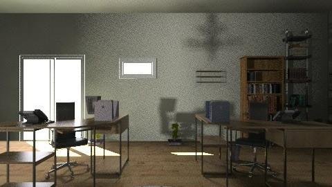 tandas - Classic - Office  - by ah xing