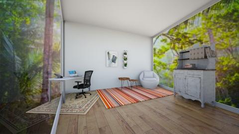 the rain office - Office  - by bintia c