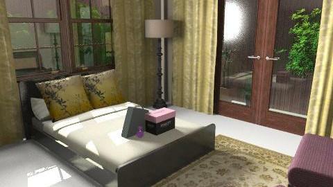 Caramel - Minimal - Bedroom  - by Rizzel