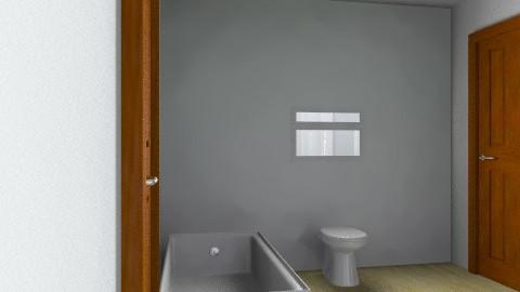 Jack & Jill Bathroom 3 - Eclectic - Bathroom  - by Home Girl