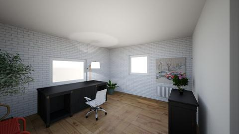 Tunel - Office  - by gabrielasiemiaszko