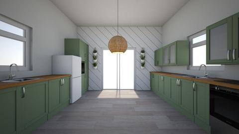 Katie Kitchen 2 - Kitchen  - by mcgrathka